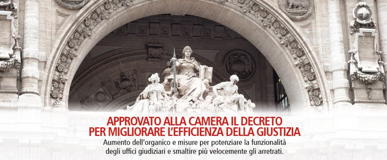 Uffici giudiziari gruppo pd camera dei deputati news for Calendario camera deputati